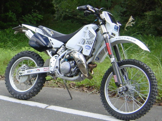 Pin 2000 Honda Crm125 Added By Search Google Com On 29 May